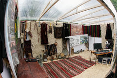 aromanian κοστούμια Στοκ Φωτογραφία