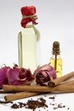 aromat bogatych przyprawy Zdjęcie Stock