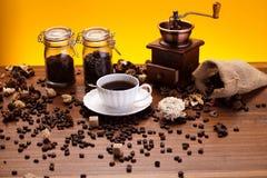 aromat kawa Obrazy Royalty Free
