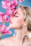 Aromat wiosna kwiaty zdjęcie stock
