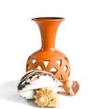 aromata garnka morze łuska terapię Fotografia Stock