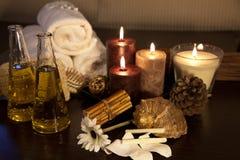 aromata serii terapia Obrazy Stock
