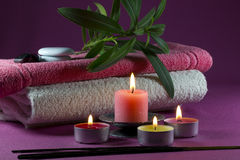 Aromaterapia Fotografia de Stock