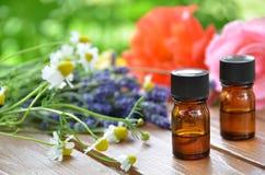 Aromaterapia Fotografia de Stock Royalty Free