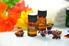 Aromaterapia fotografia stock libera da diritti