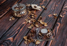 Aromaterapia nos termas Fotos de Stock Royalty Free