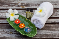 Aromaterapia tailandesa dos termas Foto de Stock Royalty Free