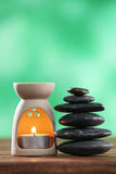 Aromatheraphy Στοκ εικόνα με δικαίωμα ελεύθερης χρήσης