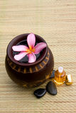aromatheraphy spa Στοκ φωτογραφία με δικαίωμα ελεύθερης χρήσης