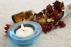 aromatheraphy spa Στοκ εικόνες με δικαίωμα ελεύθερης χρήσης