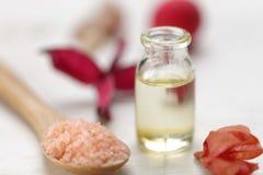 Aromatherapie Stockfoto