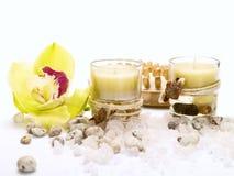 Aromatherapie Stockbild