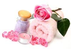 Aromatherapie, Badekurort, Massage lizenzfreie stockfotografie