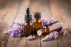 aromatherapy淡紫色 库存图片