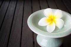aromatherapy温泉 免版税图库摄影