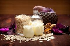 Aromatherapy - άλας λουτρών Στοκ Εικόνες