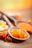 aromatherapy άλας μεταλλευμάτων λ&om Στοκ Εικόνες