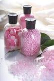 aromatherapy άλατα Στοκ Εικόνες