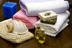 aromatherapy έννοια Στοκ Εικόνες