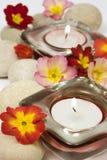 aromatherapy έννοια Στοκ εικόνα με δικαίωμα ελεύθερης χρήσης