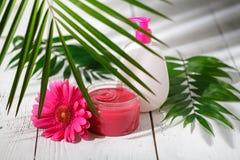 Aromatherapy, αρωματικό, λουτρό Στοκ φωτογραφία με δικαίωμα ελεύθερης χρήσης