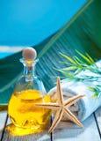aromatherapy επεξεργασία ουσιαστικού πετρελαίου Στοκ Εικόνες