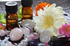 aromatherapy επεξεργασία Στοκ εικόνα με δικαίωμα ελεύθερης χρήσης