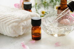 aromatherapy επεξεργασία Στοκ Φωτογραφίες