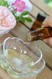 aromatherapy επεξεργασία Στοκ εικόνες με δικαίωμα ελεύθερης χρήσης