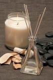 aromatherapy επεξεργασία SPA Στοκ Φωτογραφία