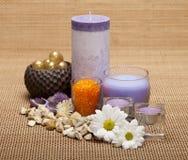 aromatherapy επεξεργασία SPA Στοκ Φωτογραφίες