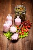 aromatherapy επεξεργασία SPA Στοκ Εικόνες