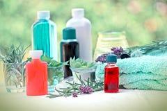 aromatherapy επεξεργασία SPA Στοκ φωτογραφία με δικαίωμα ελεύθερης χρήσης