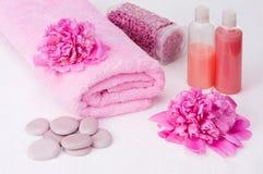 aromatherapy ζωή ακόμα Στοκ εικόνες με δικαίωμα ελεύθερης χρήσης