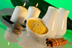 Aromatherapy και σύνθεση SPA Στοκ φωτογραφίες με δικαίωμα ελεύθερης χρήσης