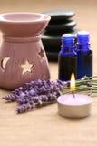 aromatherapy καπνοδόχος Στοκ Εικόνες