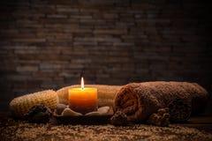 aromatherapy κεριά Στοκ φωτογραφία με δικαίωμα ελεύθερης χρήσης