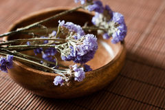 aromatherapy λουλούδι Στοκ φωτογραφία με δικαίωμα ελεύθερης χρήσης