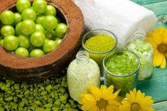 aromatherapy μεταλλεύματα Στοκ Φωτογραφίες