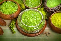 aromatherapy μεταλλεύματα Στοκ Εικόνες