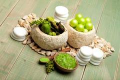 aromatherapy μεταλλεύματα Στοκ φωτογραφίες με δικαίωμα ελεύθερης χρήσης
