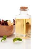 aromatherapy πετρέλαια Στοκ φωτογραφίες με δικαίωμα ελεύθερης χρήσης