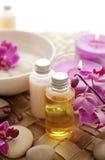 aromatherapy πετρέλαια Στοκ Εικόνες