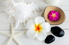 Aromatherapy προϊόντα SPA Στοκ Φωτογραφίες
