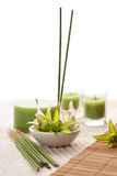 aromatherapy ραβδιά Στοκ Εικόνες