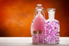 aromatherapy ροζ Στοκ φωτογραφία με δικαίωμα ελεύθερης χρήσης