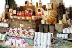 aromatherapy σαπούνια Στοκ Εικόνες