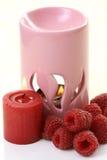 aromatherapy σμέουρο Στοκ Εικόνες