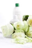 aromatherapy τριαντάφυλλα Στοκ εικόνες με δικαίωμα ελεύθερης χρήσης