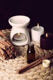 aromatherapy χαλάρωση Στοκ εικόνα με δικαίωμα ελεύθερης χρήσης